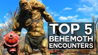 Fallout 4 - Top 5 Behemoth Encounters