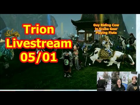 ArcheAge Livestream | Item Transfusions - Uploading Pictures - Wardrobes - Housing - Boats & More!