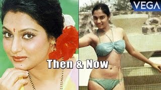 Telugu Heroines Then and  Now
