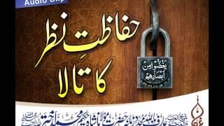 Hifazat-e-Nazar ka Taala- Shah Hakeem Muhammad Akhtar RA- Short Video Clips