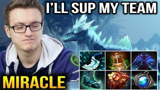 Miracle- Winter Wyvern 42 Assists Supporter Dota 2
