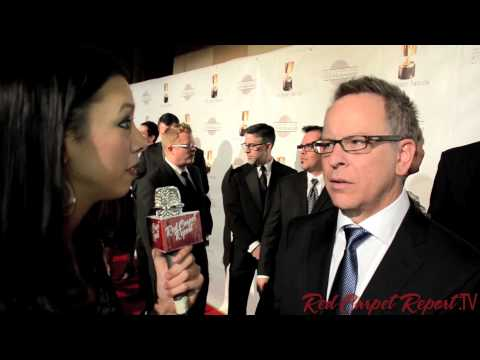 """Director Of """"Wreck-It-Ralph,"""" Rich Moore At The 40th Annual Annie Awards #AnnieAwards"""