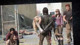 Christian Serratos Kicks It Up A Notch On The Walking Dead
