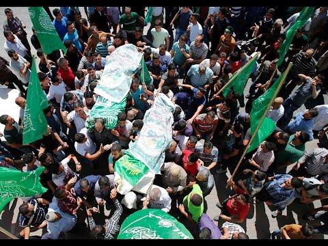 Israeli troops kill Hamas men blamed for slaying teens