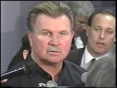 Mike Ditka After Loss to Atlanta Video