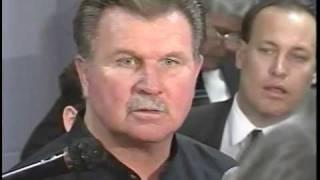 Mike Ditka After Loss to Atlanta
