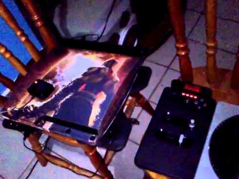 Pickup DJ Hero (não sincroniza)