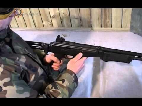 Штурмовая винтовка «Галиль» («Galil»). Оружие
