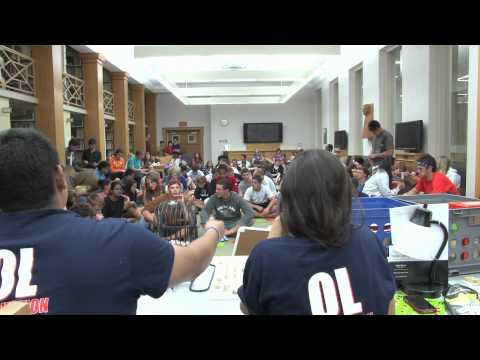 Bucknell University Orientation 2012: The Library Unbound