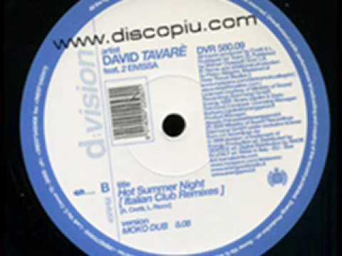 David Tavarè -