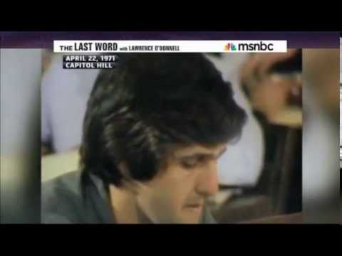 John Kerry - Anti-War Speech (1971) [short clip]