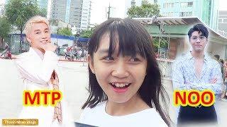 Sơn Tùng MTP  Và Noo Phước Thịnh Ai Đẹp Trai Hơn