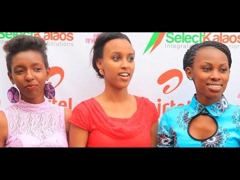 2015 Miss Rwanda