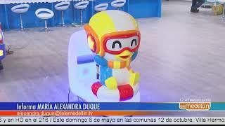 Fue inaugurado el Centro Comercial La Central en Buenos Aires  [Noticias] - Telemedellín