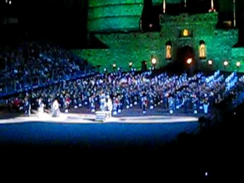 Edinburgh Miltary Tattoo 2009 - Amazing Grace. Category: Music