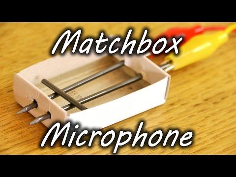Creare un microfono fai da te