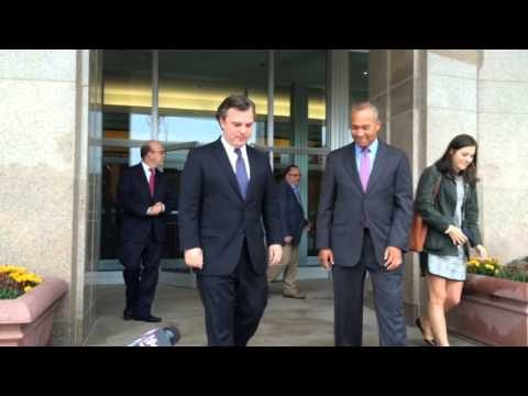 Deval Patrick not interested in AG's post