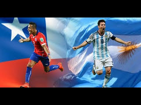 Full Match - Chile vs Argentina 24/03/2015 - World Cup Qualifiers in 2018 HD