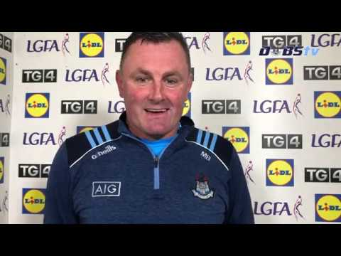Dublin Ladies manager Mick Bohan Speaks to Dubs TV after All-Ireland Final win