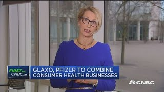 Watch CNBC's full interview with GSK CEO Emma Walmsley about the Pfizer merger