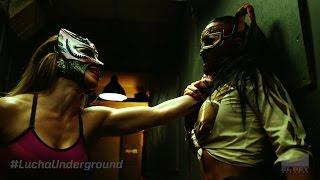 Previously On Lucha Underground 01/03/17