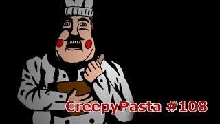 CreepyPasta #108 - Mr.Mix