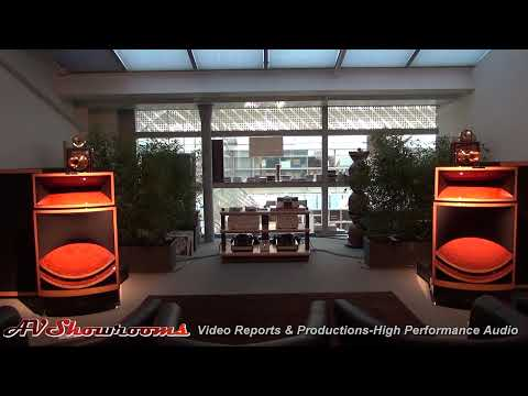 Living Voice Speakers, the worlds most expensive loudspeakers, Kondo amplifiers