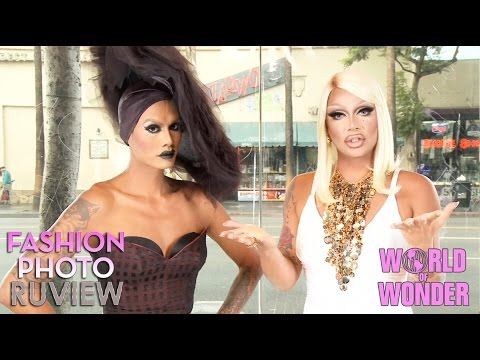 RuPaul's Drag Race Fashion Photo RuView with Raja & Raven - Social Media Ep 15