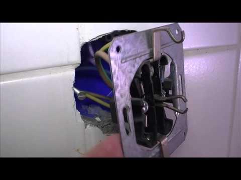 stopcontact vervangen