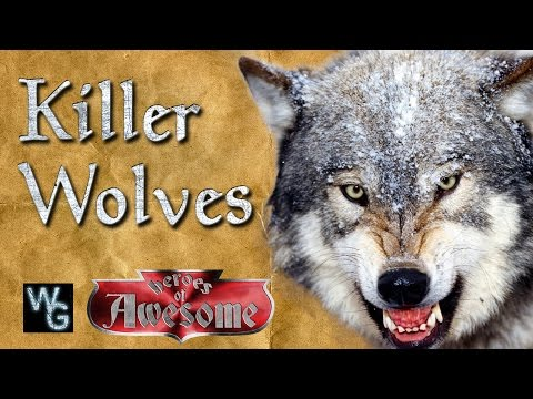 Dungeons and Dragons Killer Wolves - Heroes of Awesome: Chapter 3