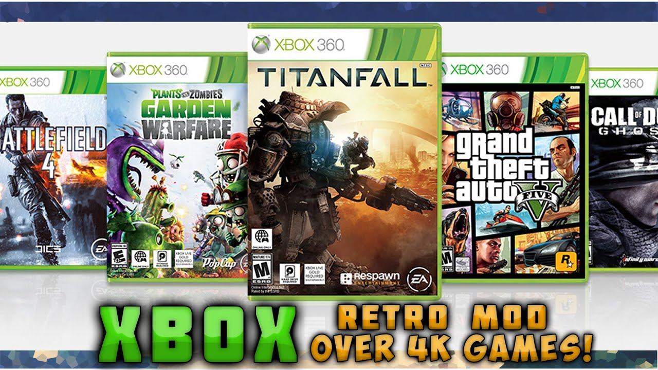 Xbox 360 Games List : Download free xbox games compatible to one
