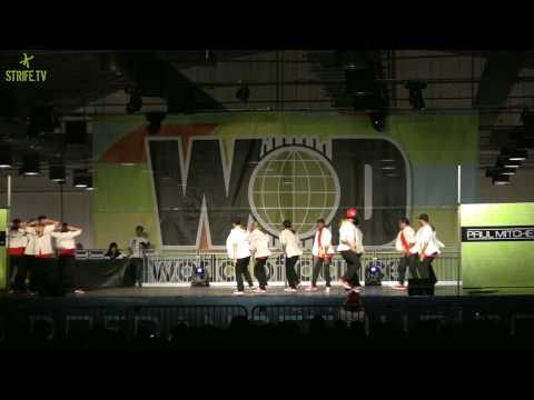Barkada Modern [HD] | W.O.D. 2010 (Pomona, CA) Music Videos