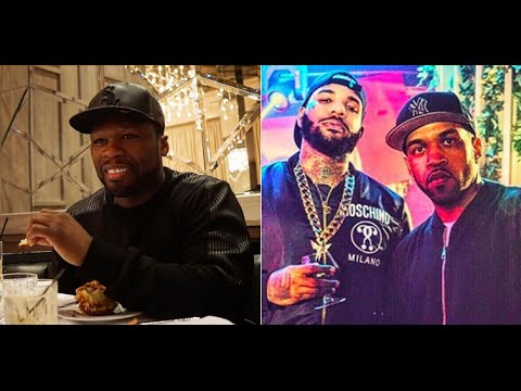 50 Cent Says The Game and Lloyd Banks Taking a Picture Together in Dubai Represents Confusion!
