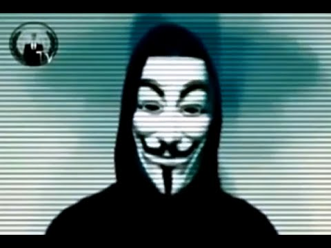 ANONYMOUS IS BACK - UNCOVERING THE NEW WORLD ORDER - AUGUST 2014