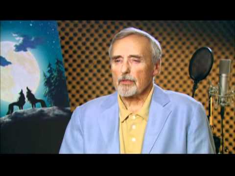 Interview with Dennis Hopper for Alpha and Omega
