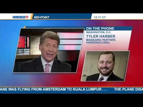 MidPoint | Tyler Harber to discuss Russian sanctions issued by President Obama