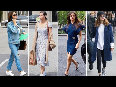 Selena Gomez Style, Clothes & Outfits 2018 ► Steal Her Style thumbnail