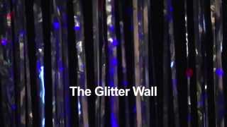 The Glitter Wall from Sparkle Magic