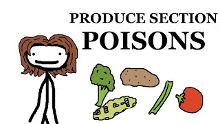 Produce Section Poisons -- Food Friday