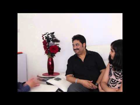 Kumar Sanu Interview Part 2 For Bollywood Eye video