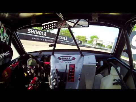 Stadium Super trucks onboard