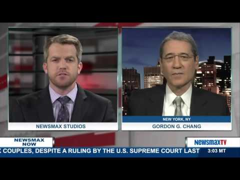 Newsmax Now | Gordon Chang discusses China's role in North Korea's testing a hydrogen bomb