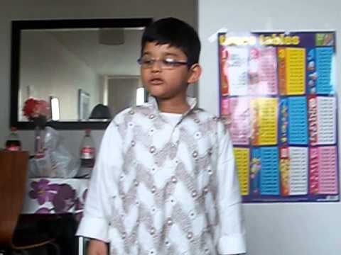 Rabindranath Thakur-er Proshno....by Spandan Ghosh video