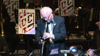 Gene Krupa Tribute - Sing Sing Sing 2013 - Dick Cully