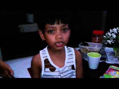 malay girl speak Tamil :)