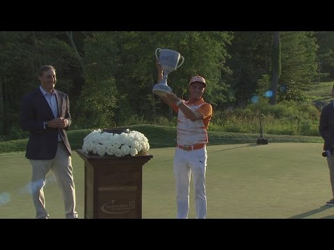 Highlights | Rickie Fowler's hard-fought win at Deutsche Bank Championship