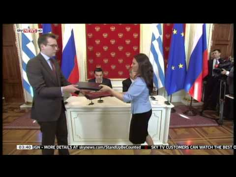 William Promeranz Talks About The Relationships Between Russia, Greece and The EU