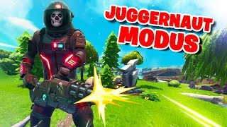 JUGGERNAUT Modus in Fortnite Battle Royale!