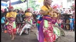 kesenian Jathilan Babak putri turonggo mudho wiromo ( TMW)