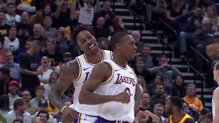 "Dwight Hits 3-Pointer And Jazz Announcers Call LeBron's On Court Celebration ""Disrespectful"""